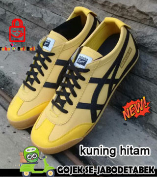 the latest eb9c6 7f146 Asics Kuning List Hitam | TokoBeliBeli