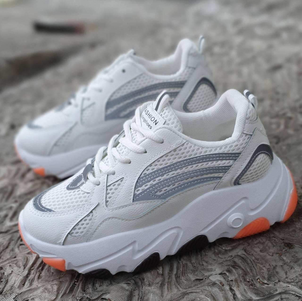 Sepatu Fashion Wanita Import Premium BNIB - Grey ...
